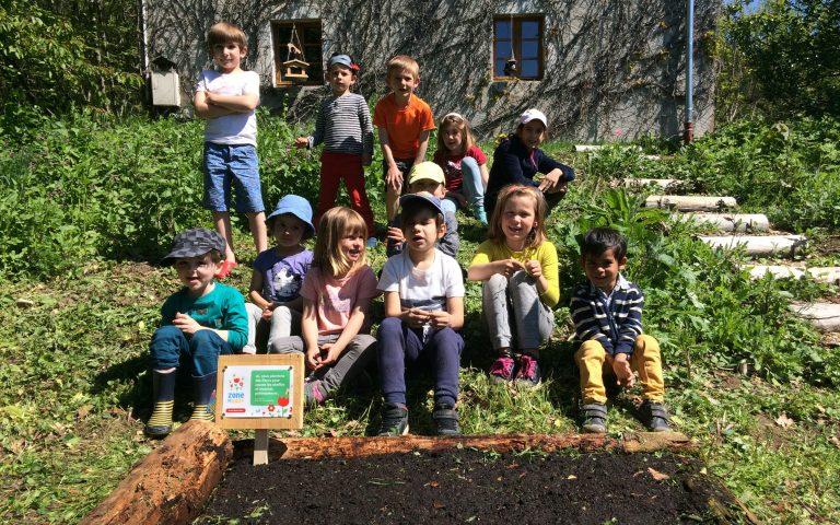 Atelier Biodiversité Enfants 4
