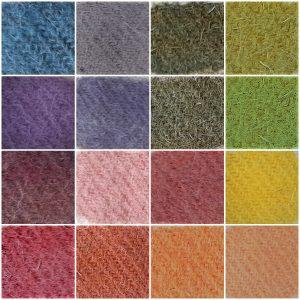 Atelier de teintures végétales - Teintures aux tanins sur laine et soie